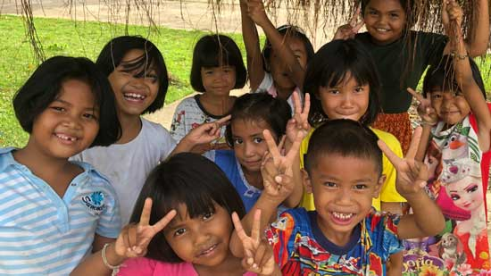 Mission trip to Thailand